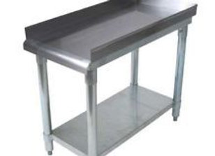 """30""""D x 12""""L Stainless Steel Commercial Equipment Stand"""