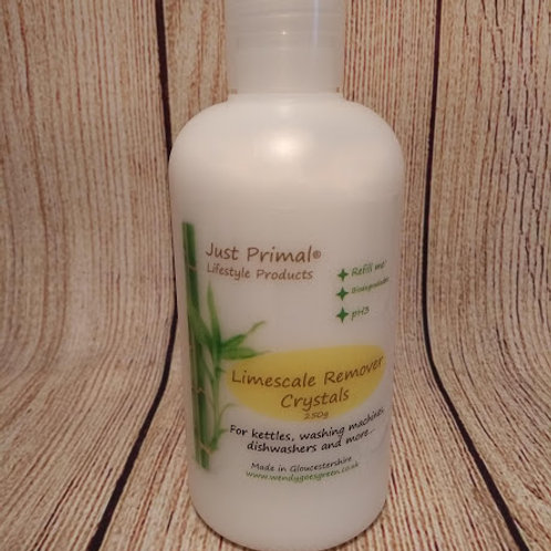 Just Primal Limescale Remover Crystals 250g