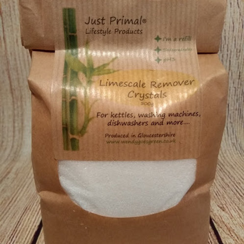 Limescale Remover Crystals Refill 500g