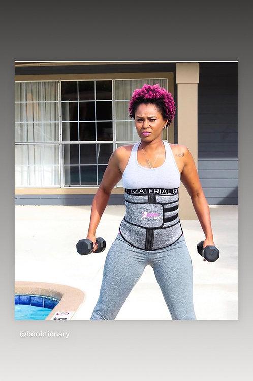 Workout trainer Grey Neoprene