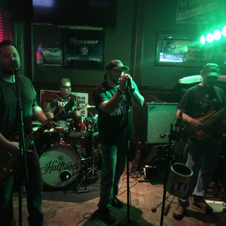 The Halftones at the TapIn