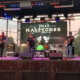 The Halftones Band