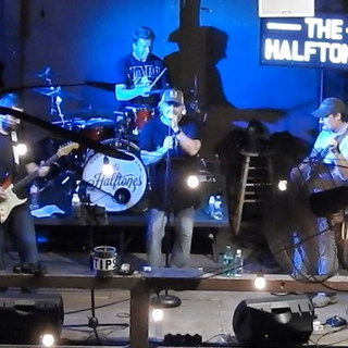 The Halftones at The Love Shack