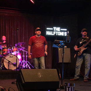The Halftones at Bronson Rock