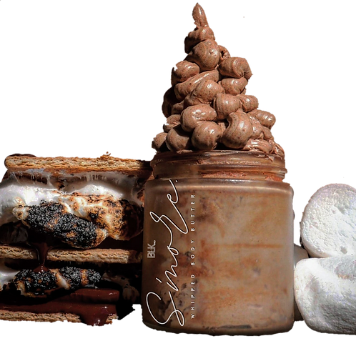 S'MORE WHIPPED BODY CREAM