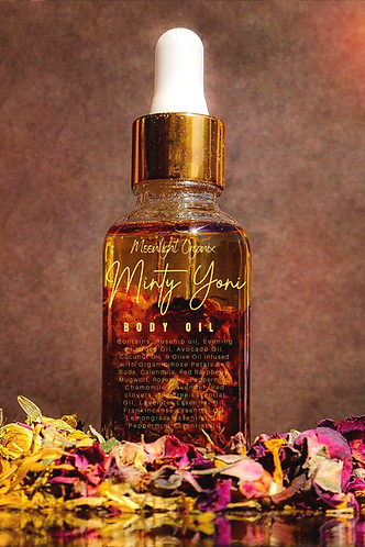 Minty Yoni Oil