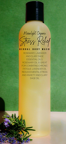 Stress Relief Herbal Body Wash