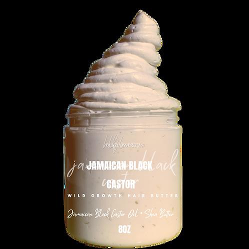 JAMAICAN BLACK CASTOR OIL WILD GROWTH HAIR BUTTER