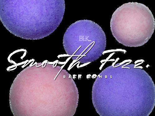 SMOOTH FIZZ BATH BOMBS