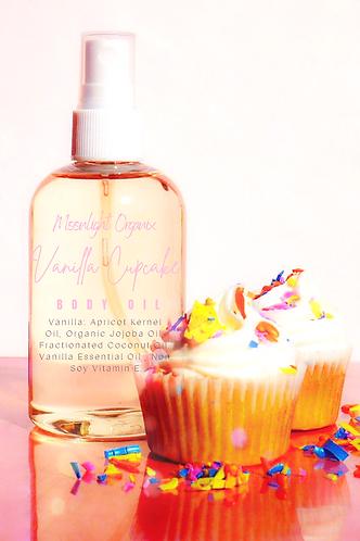 Vanilla Cake Body Oil Spray