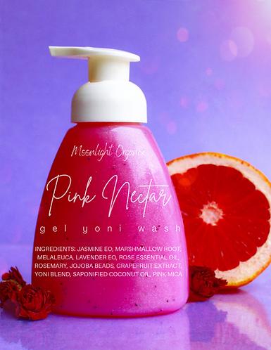 Pink Nectar Gel Yoni Wash