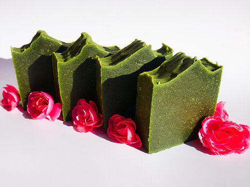 ALOE VERA & CUCUMBER BODY BAR SOAP