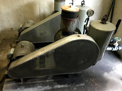 浄化槽ブロワポンプ交換例