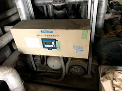 加圧給水ポンプ交換・整備例