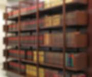 Bespoke Furniture, Bookshelf Design, Advocate's Bookshelf, Solid Wood Bookshelf