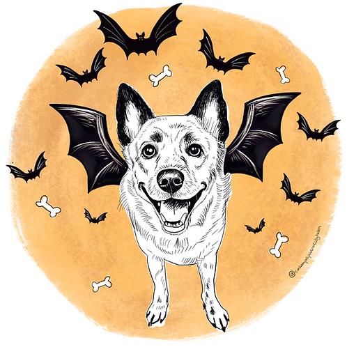 ADD ON: It's Freakin Bats!