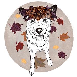 ADD ON: Fall Flower