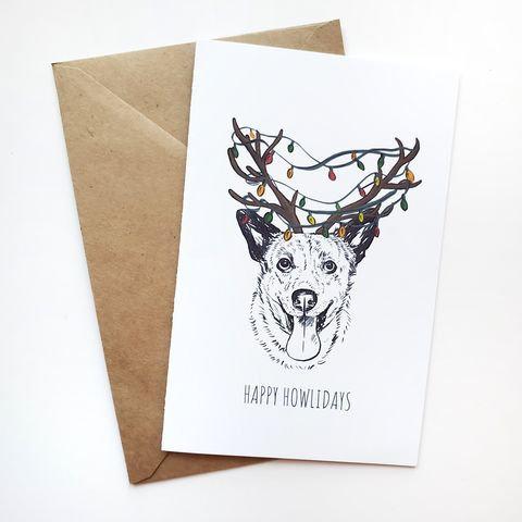 ADD-ON : Reindeer Digital Theme (1 Pet)