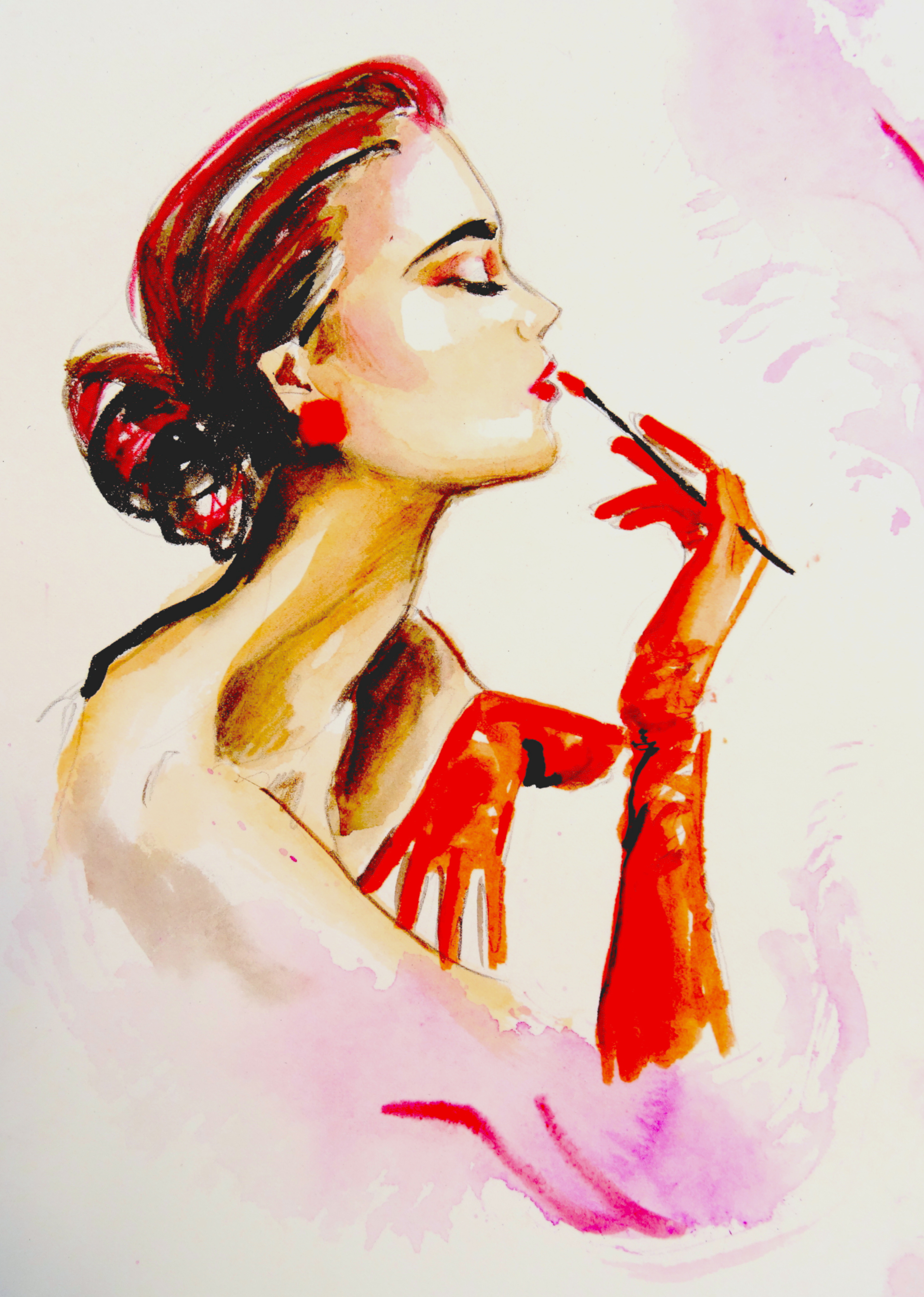 Lipstick markets