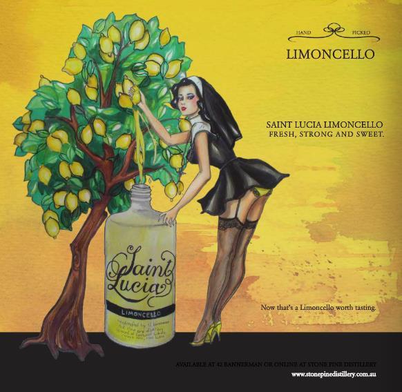 Lemoncello Lucia