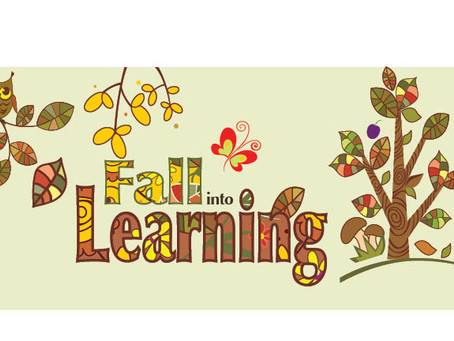 Happy Fall from Horizon Learning Centre