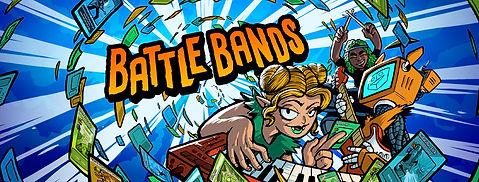 Battle Bands   Aerie Digital