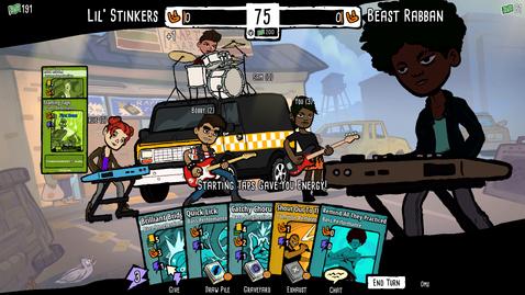 Battle Bands: Rock & Roll Deckbuilder | Aerie Digital