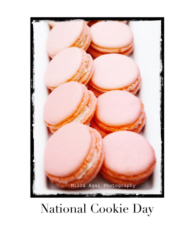 Happy National Cookie Day From Greece!