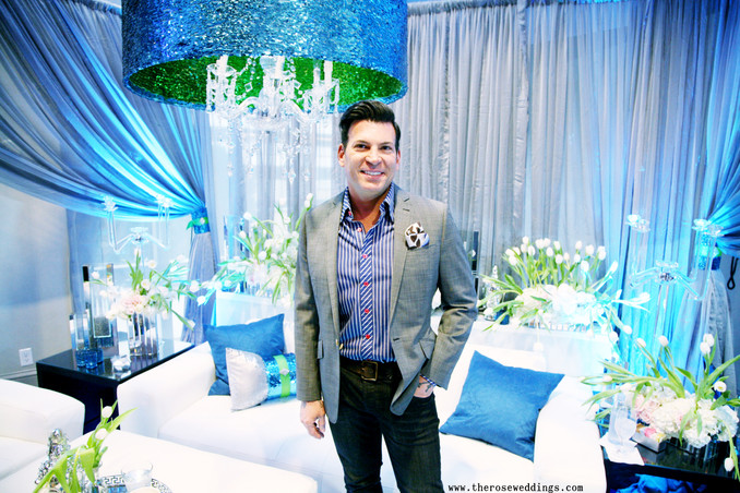 David Tutera at Wedding Store 24 presenting The Wedding Show for The Modern Bride