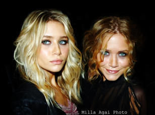 Ashley Olsen and Mary-Kate Olsen