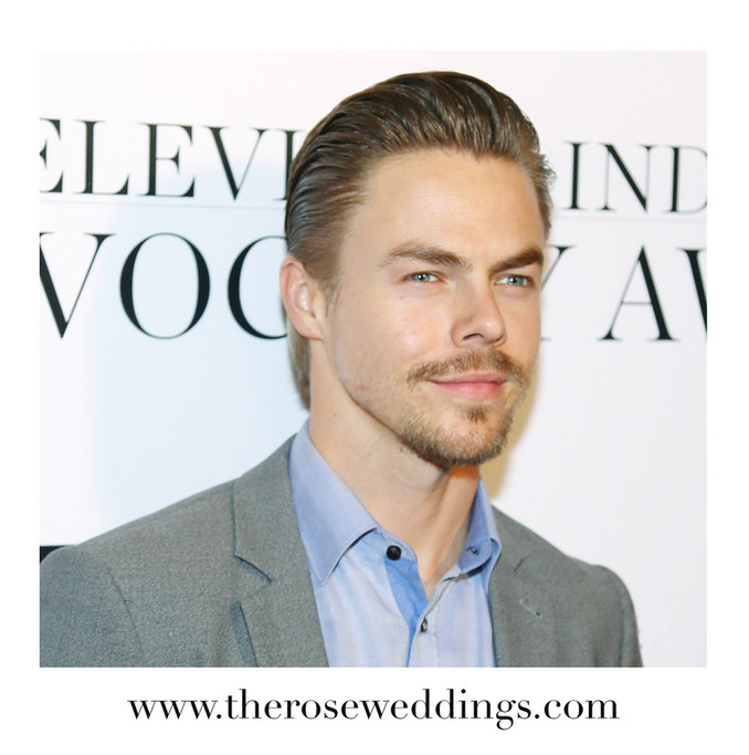 "Wedding News: Derek Hough was Best Man at ""Brother"" Mark Ballas's Wedding"