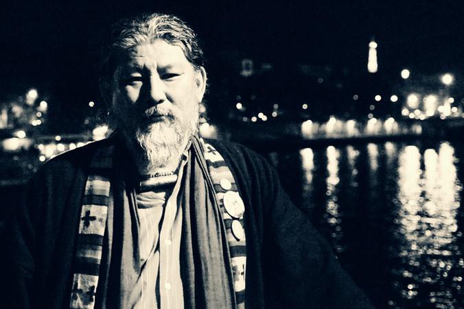 Loten Namling's Portrait in Paris, France
