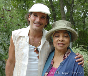 Phillip Bloch and Ruby Dee
