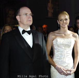 Albert II, Prince of Monaco and Charlene, Princess of Monaco