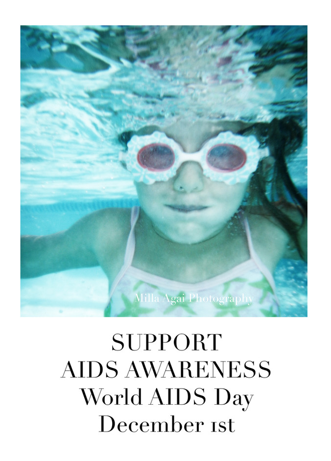 Support Aids Awareness - World Aids Day - December 1st