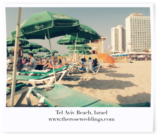 Tel Aviv's Beach, Israel