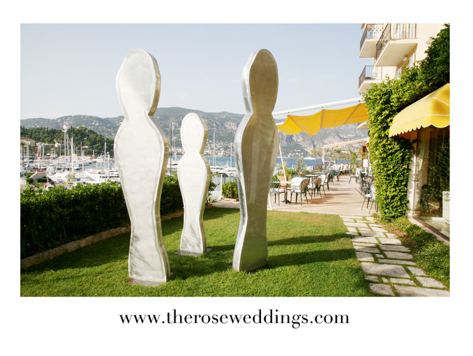 La Voile D'Or - French Riviera Wedding Venue.