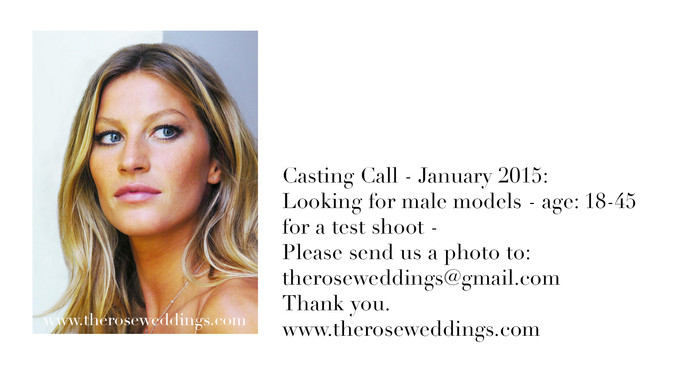 Casting Call - January 2015