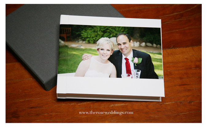 Ann's Wedding Photography Album has arrived.