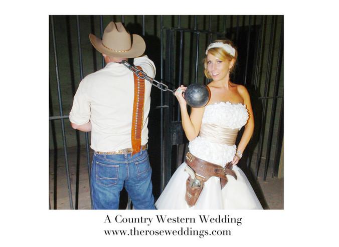A Country Western Wedding