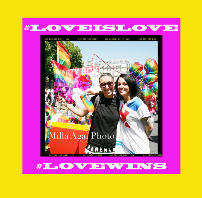 Love Wins - Love is Love.