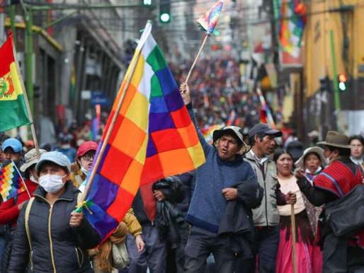 Elecciones en Bolivia. Entre la amenaza y la esperanza