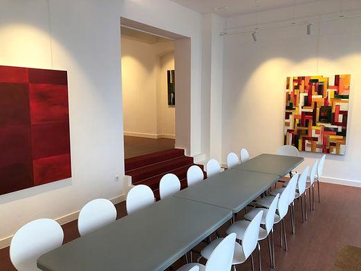 Seminarraum und Tagungen