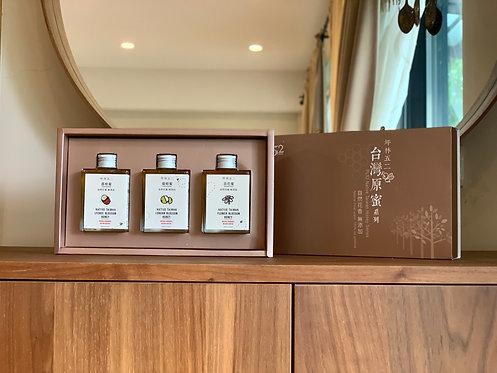 純蜂蜜三瓶禮盒裝