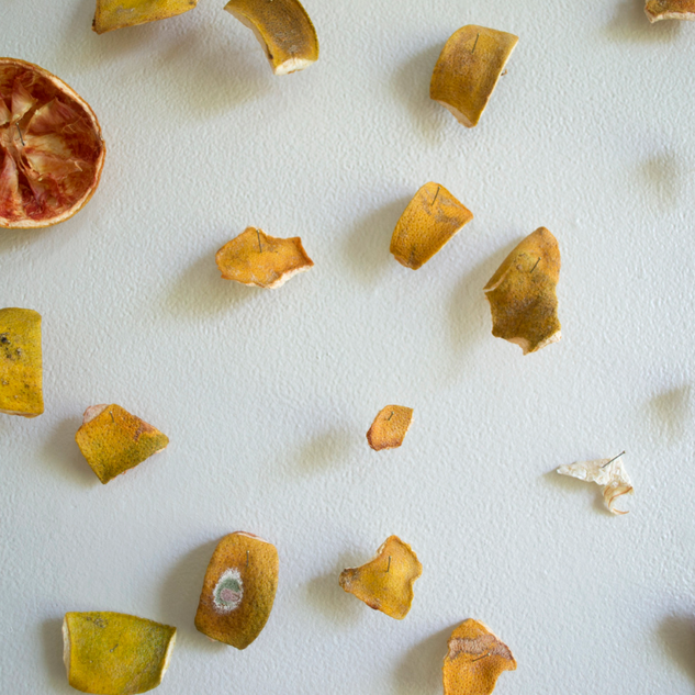Grapefruit Peels