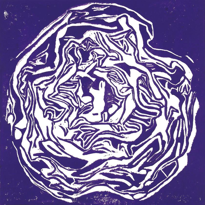 """Cabbage,"" Print by Liz"