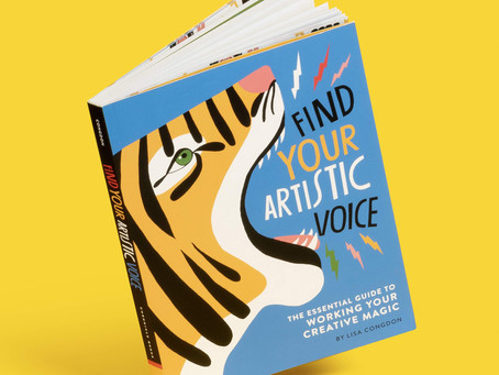 5 Must Read Books for Creative Inspiration