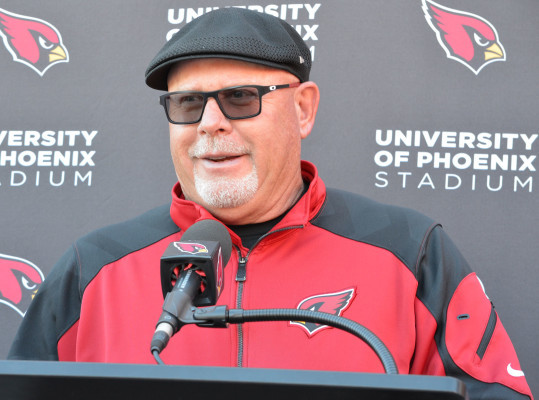 """WHO SHOULD BE THE NEXT BUCS HEAD COACH?? BUCCANEER BRUCE """"ARIANS"""" TOPS OUR LIST"""