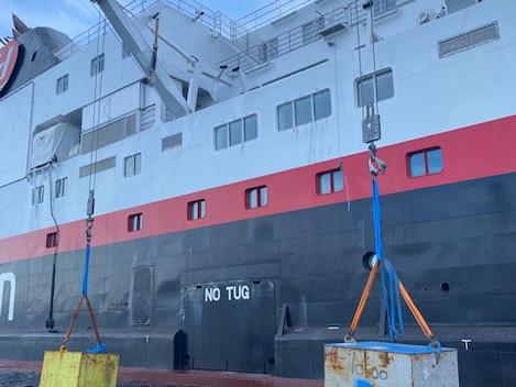 WI ombord Hurtigruten