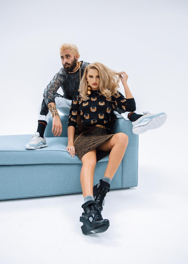 Yanni Bravo x Nicole Spiller